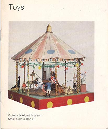 9780112902201: Toys (Small Colour Books)
