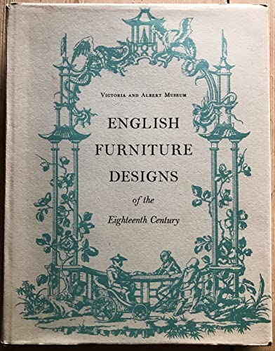 9780112902287: English Furniture Designs of the Eighteenth Century