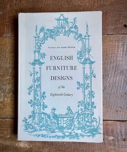9780112902287: English Furniture Designs of the Eighteenth Century