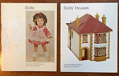9780112902324: Dolls' house (Victoria and Albert Museum small colour book ; 10)