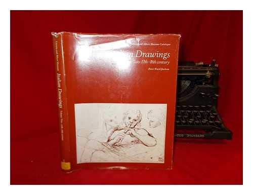9780112902584: Italian Drawings: Vol 2: Catalogue (Victoria & Albert Museum Catalogues)
