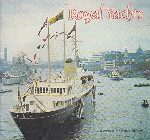 9780112902911: Royal Yachts