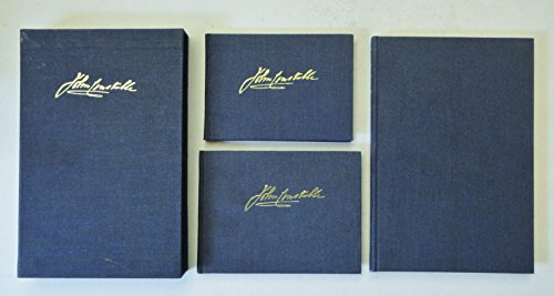 9780112902966: John Constable's Sketch-books of 1813 and 1814 reproduced in facsimile. Victoria and Albert Museum