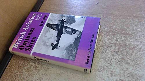 9780112902980: British Aviation: Ominous Skies, 1935-39