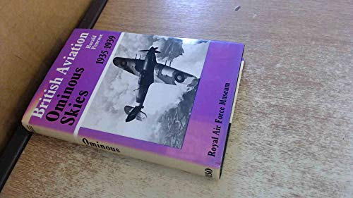 9780112902980: British Aviation: Ominous Skies 1935-1939