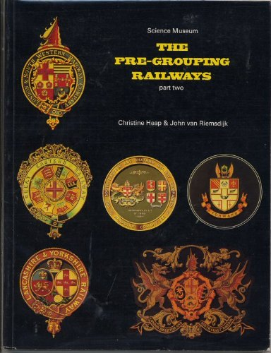 9780112903093: The Pre-grouping Railways: Pt. 2 (Books)