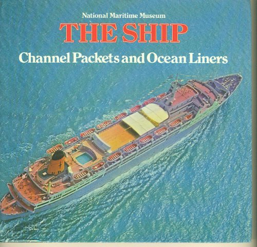 9780112903161: Channel Packets and Ocean Liners, 1850-1970: [6]