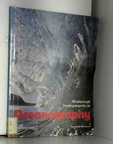 9780112903246: Historical Instruments in Oceanography: Background to the Oceanography Collection at the Science Museum