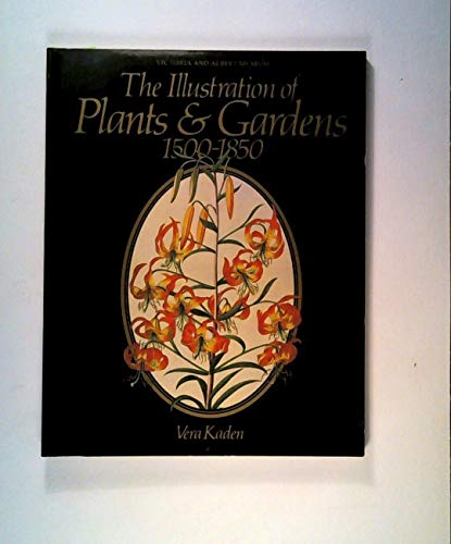 9780112903314: Illustration of Plants and Gardens, 1500-1850
