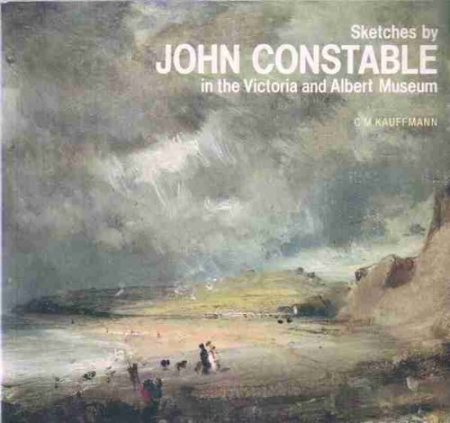 9780112903437: Sketches by John Constable in the Victoria and Albert Museum