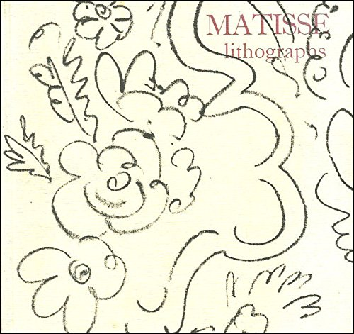 Matisse Lithographs: Victoria and Albert
