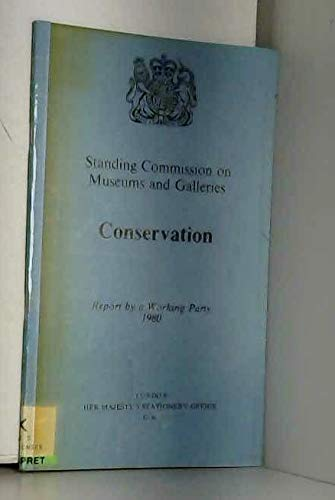 9780112903574: Conservation