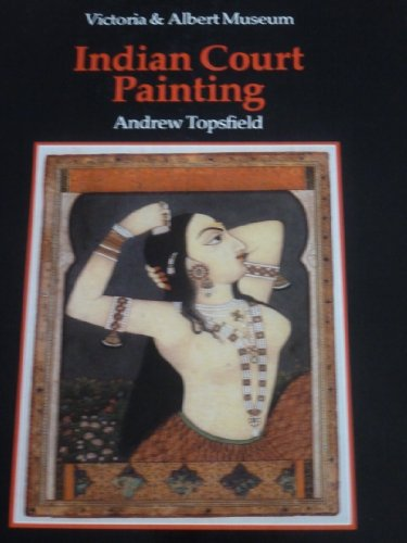 9780112903833: An Introduction to Indian Court Painting