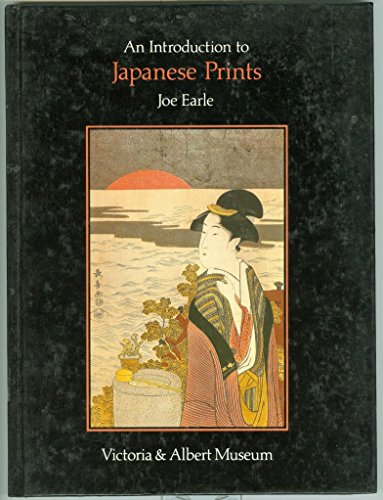 9780112903871: An Introduction to Japanese Prints (V & A Introductions to the decorative arts)
