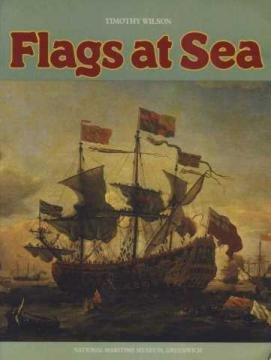 9780112903895: Flags at Sea