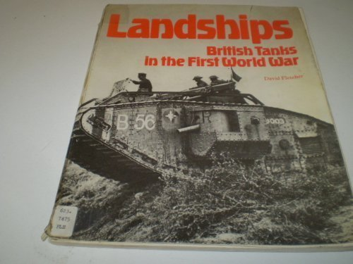 9780112904090: Landships: British Tanks in the First World War