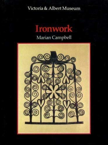 9780112904151: An Introduction to Ironwork (V & A introductions to the decorative arts)