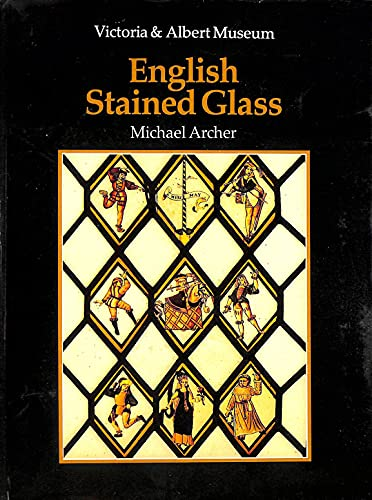 9780112904168: English Stained Glass