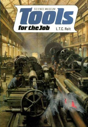 9780112904335: Tools for the Job: A History of Machine Tools to 1950