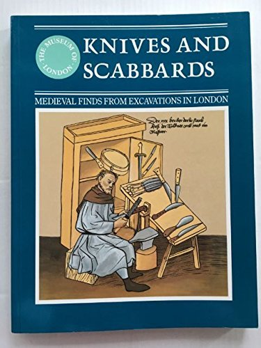 9780112904403: Knives and Scabbards (Medieval Finds from Excavations in London)