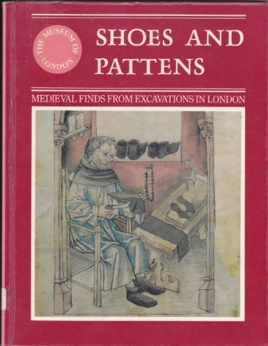 9780112904434: Shoes and Patterns (Medieval Finds from Excavations in London)
