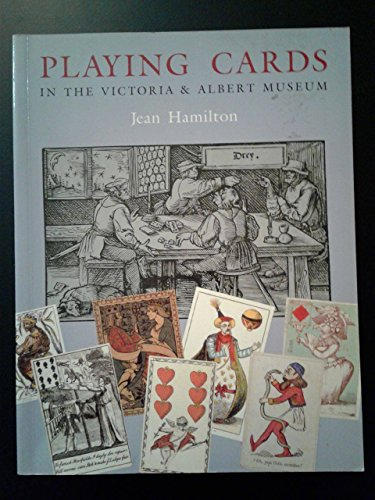 9780112904618: Playing Cards in the Victoria and Albert Museum