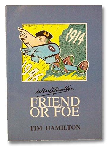 Identification : Friend or Foe: Hamilton, Tim