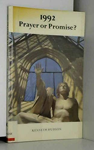 9780112905042: 1992: Prayer or Promise - Opportunities for Britain's Museums and the People Who Work in Them