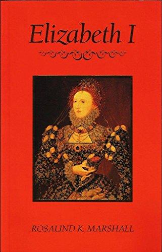 9780112905073: Elizabeth I
