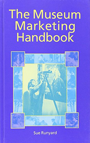 9780112905172: Museum Marketing Handbook