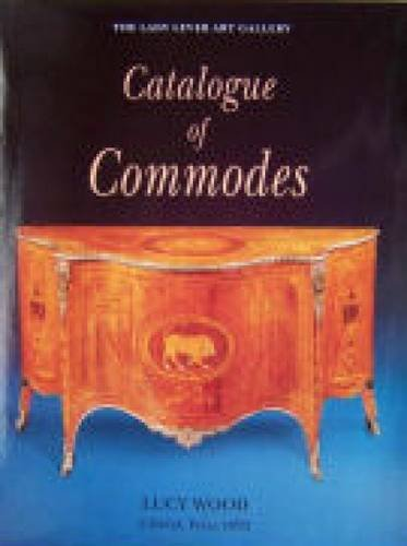 9780112905325: Lady Lever Art Gallery: Catalogue of Commodes
