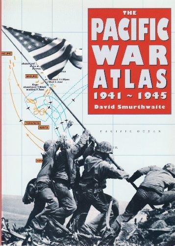 9780112905486: The Pacific War Atlas, 1941-45