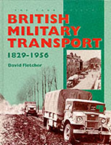 9780112905707: British Military Transport, 1829-1956