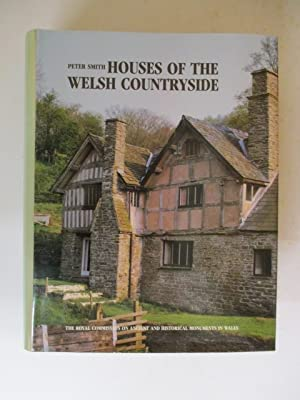 9780113000128: Houses of the Welsh Countryside: A Study in Historical Geography
