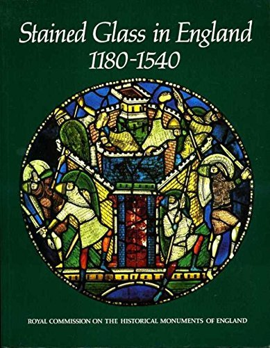 9780113000159: Stained Glass in England c.1180-c.1540