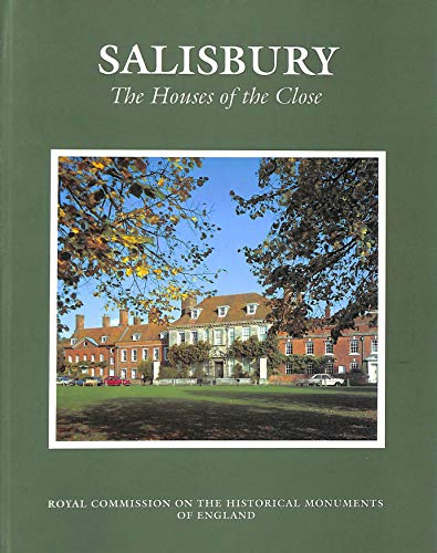 9780113000173: Salisbury: The Houses of the Close