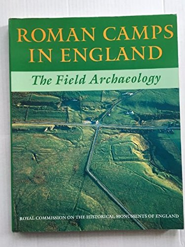 9780113000395: Roman Camps in England: The Field Archaeology