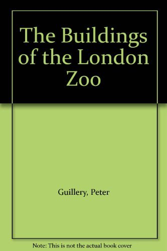 9780113000500: The Buildings of London Zoo