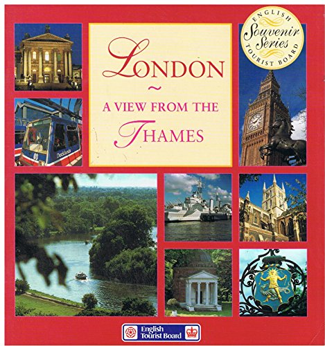 London: View from the Thames (Paperback): English Heritage