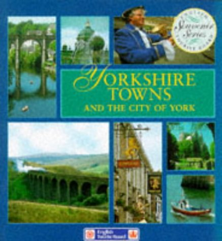 9780113000852: Yorkshire Towns and the City of York (Souvenir)