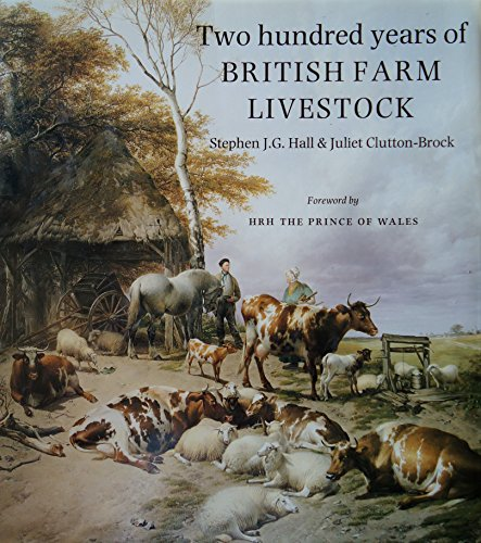 9780113100286: Two Hundred Years of British Farm Livestock