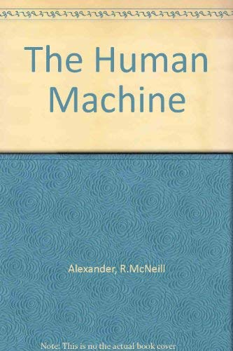 9780113100408: The Human Machine