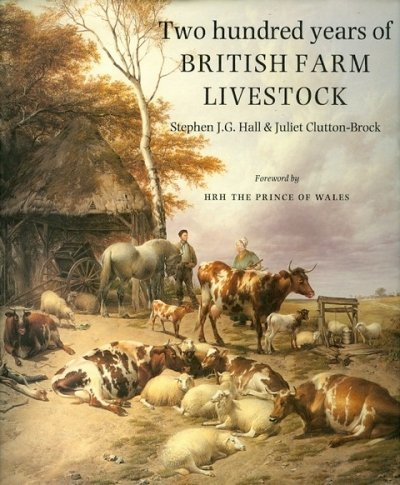 9780113100552: Two Hundred Years of British Farm Livestock
