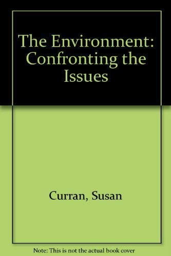 9780113101801: The Environment: Confronting the Issues