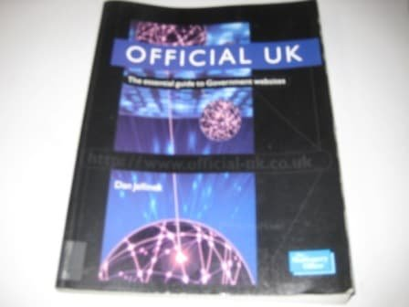 9780113121816: Official UK: The Essential Guide to Government Web Sites
