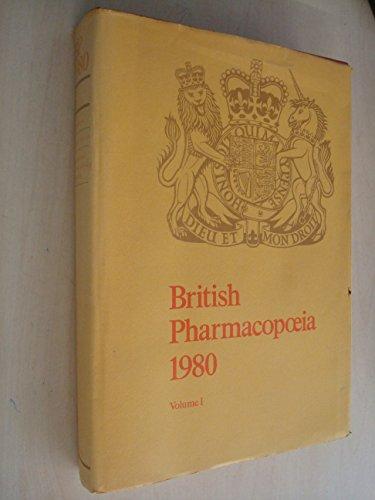 9780113206889: British Pharmacopoeia 1980: 2v