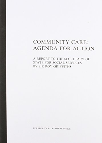 9780113211302: Community Care Agenda for Action: A Report to the Secretary of State for Social Services