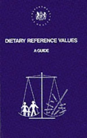 9780113213962: Dietary Reference Values: A Guide