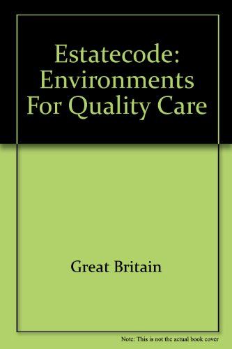 9780113214143: Estatecode: Environments for Quality Care