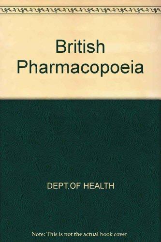 9780113214563: British Pharmacopoeia 1988